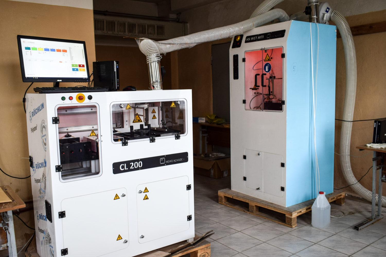 Комплекс для электрохимической обработки прецизионных изделий